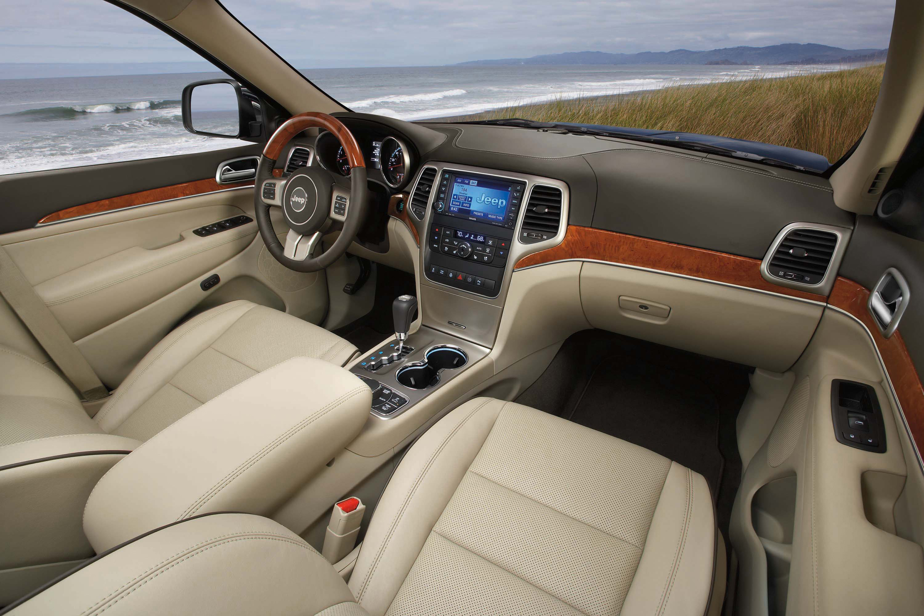 Jeep Grand Cherokee Overland A Luxury Package With Off Road Dna Albuquerque Journal