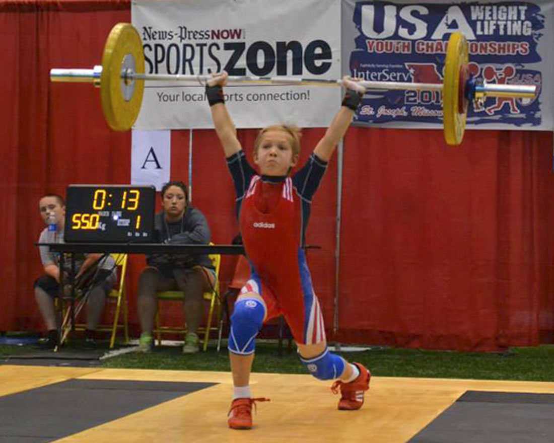 11-year-old Ulysses sets new American record » Albuquerque