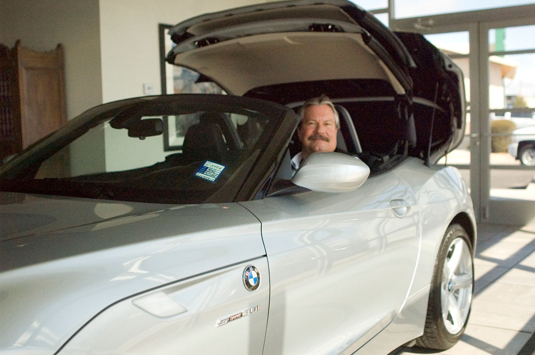 Santa Fe Bmw >> Awards Piling Up At Santa Fe Bmw Albuquerque Journal