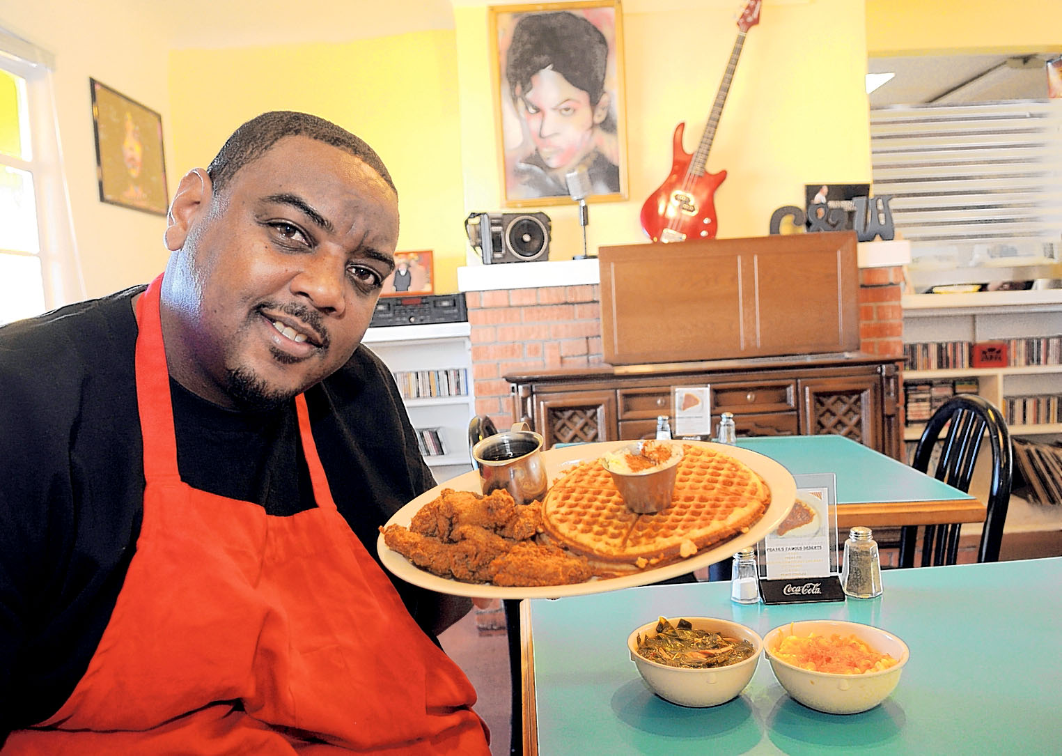 Eatery Owner Puts Heart Soul Into Food Albuquerque Journal