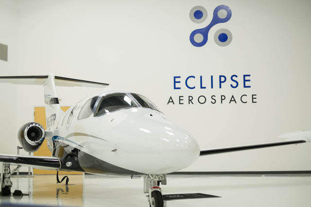 Buyer emerges for Eclipse Aviation assets