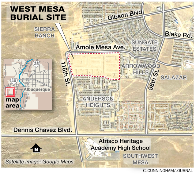 West Mesa Murders Albuquerque Journal