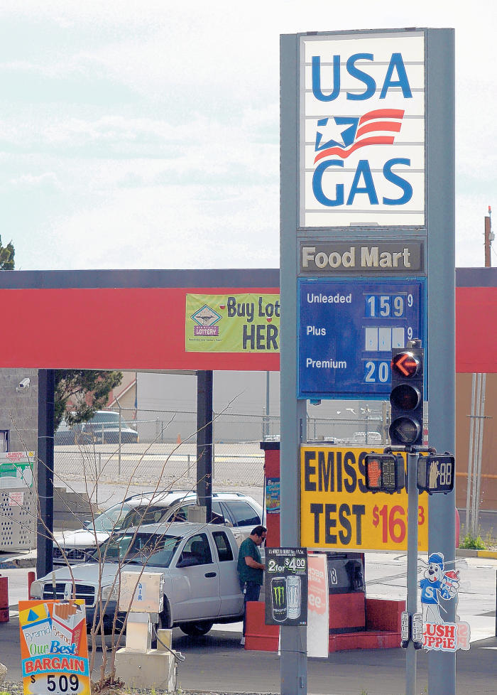 Gas Prices February 2017