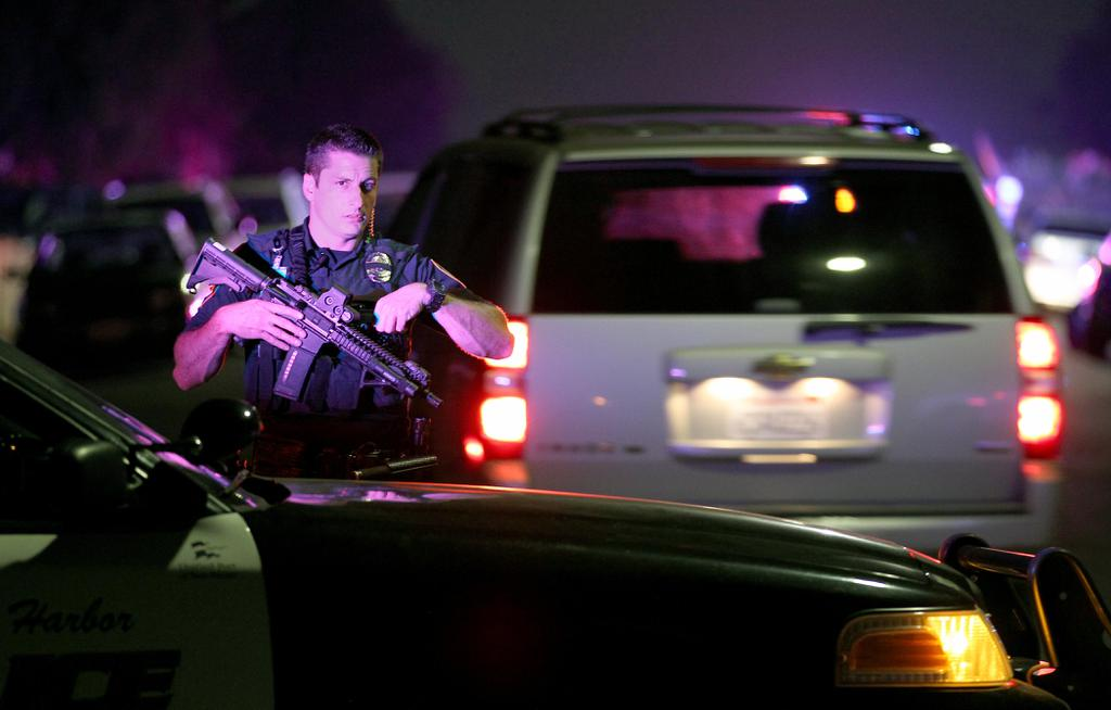 2 San Diego Police Officers Shot 1 Fatally During Stop Albuquerque Journal