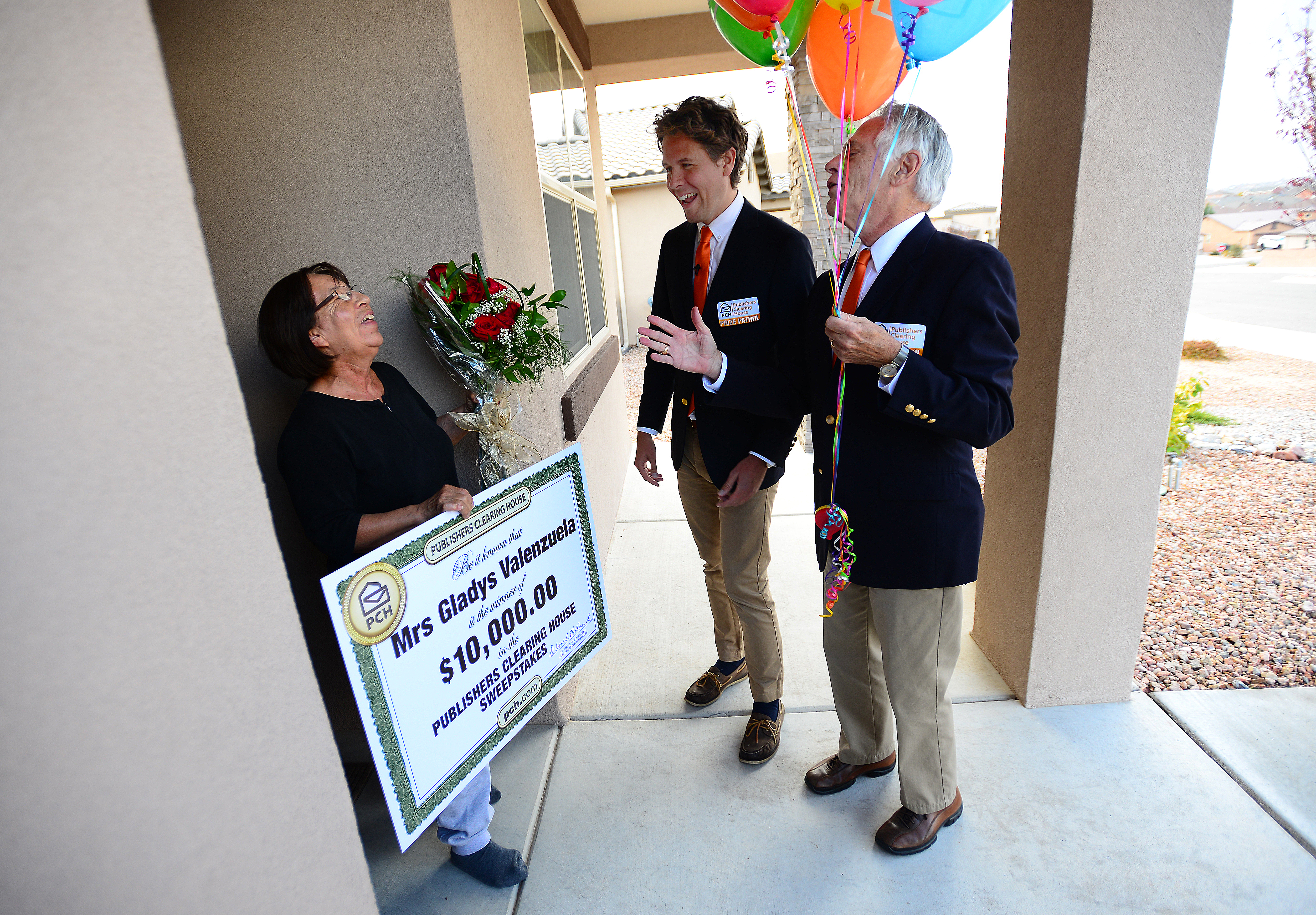 Rio Rancho woman wins $10K from Publishers Clearing House