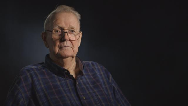 Former Sandia National Laboratories employee Bob Peurifoy. (Courtesy of WGBH)