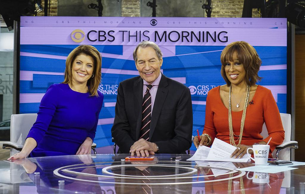 Cbs This Morning Marks 5 Years Of Re Imagining The News Albuquerque Journal