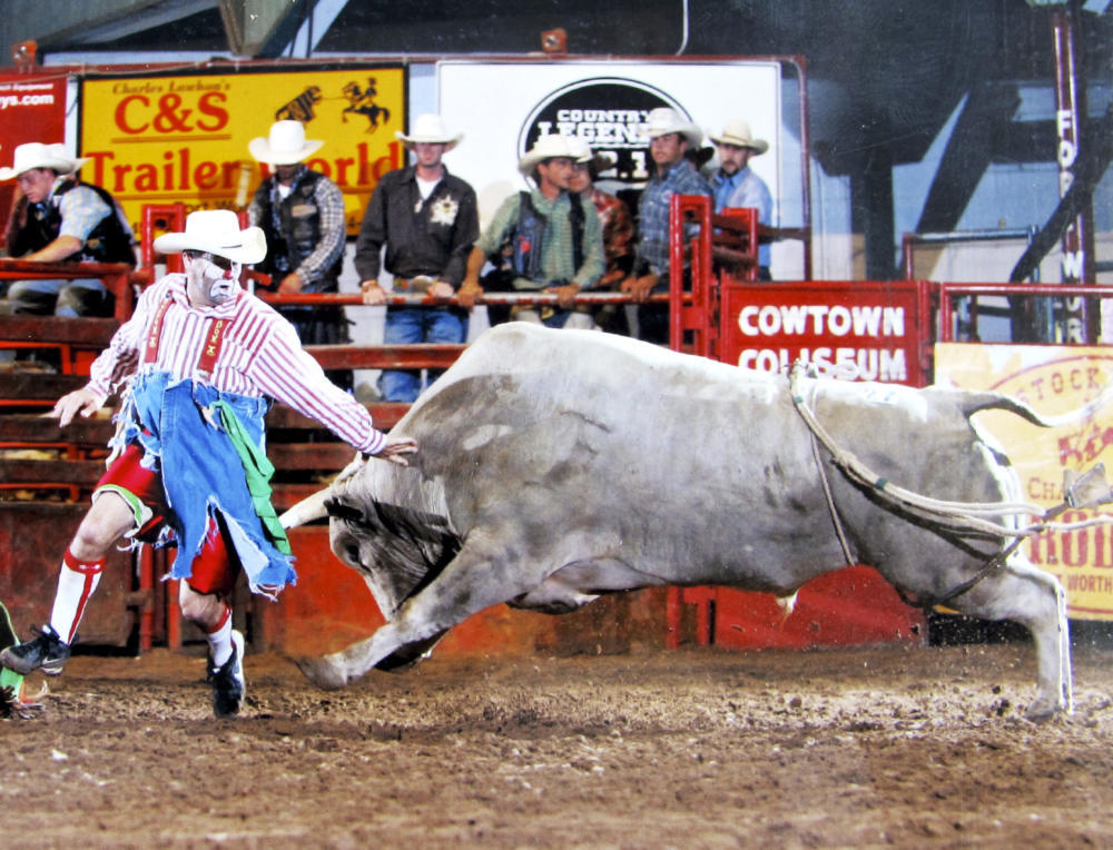 Renowned Rodeo Clown Comes To Santa Fe Albuquerque Journal