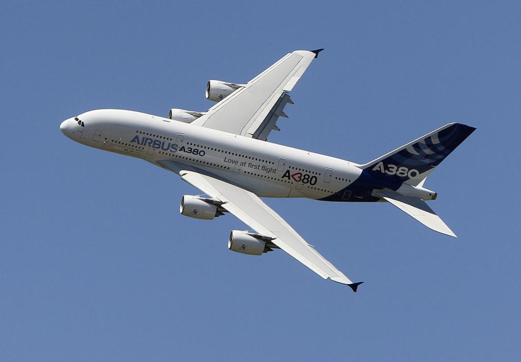 Too Big To Sell Airbus Bids Pained Adieu To Superjumbo A380 Albuquerque Journal