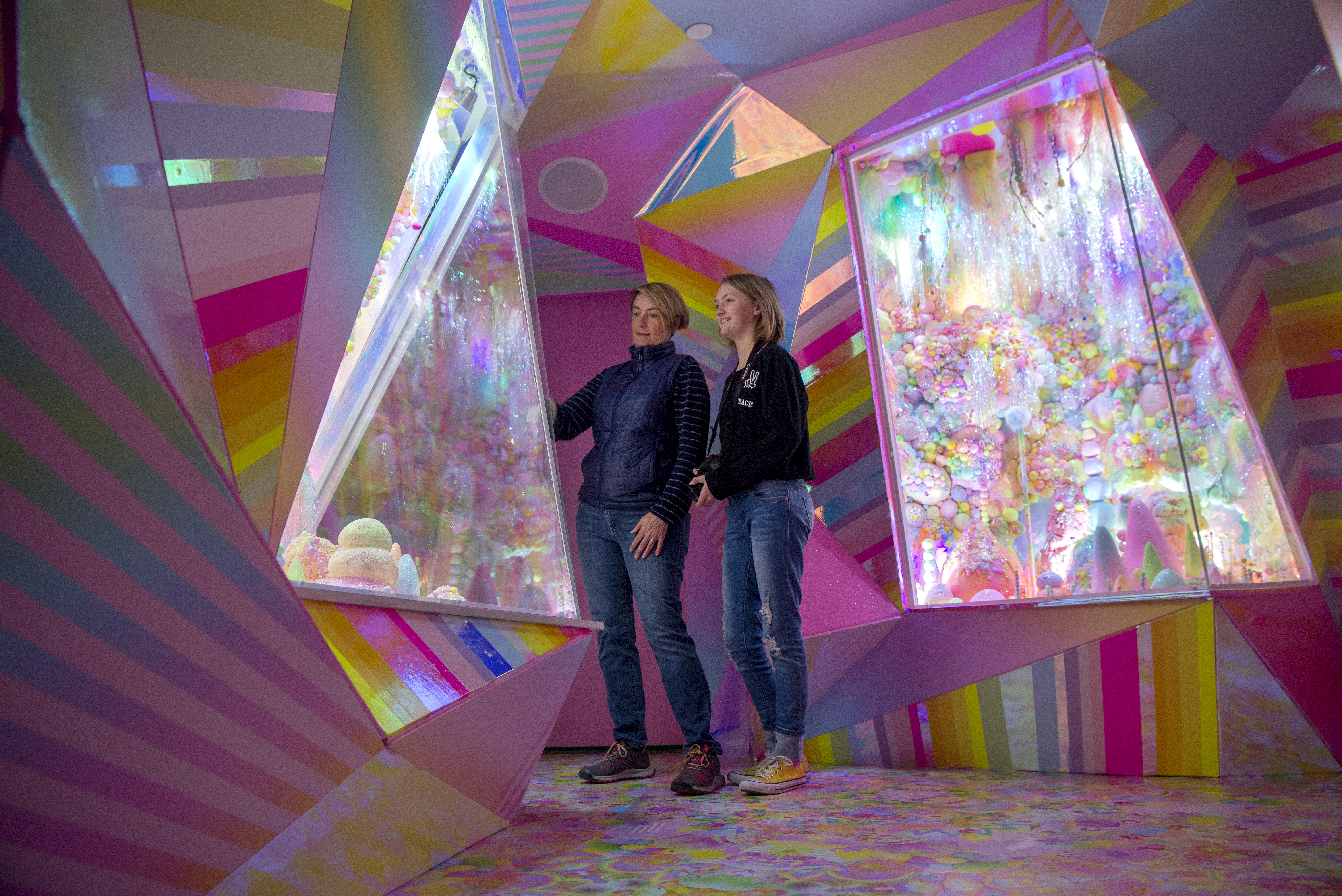 New Spaces New Stories At Meow Wolf Albuquerque Journal