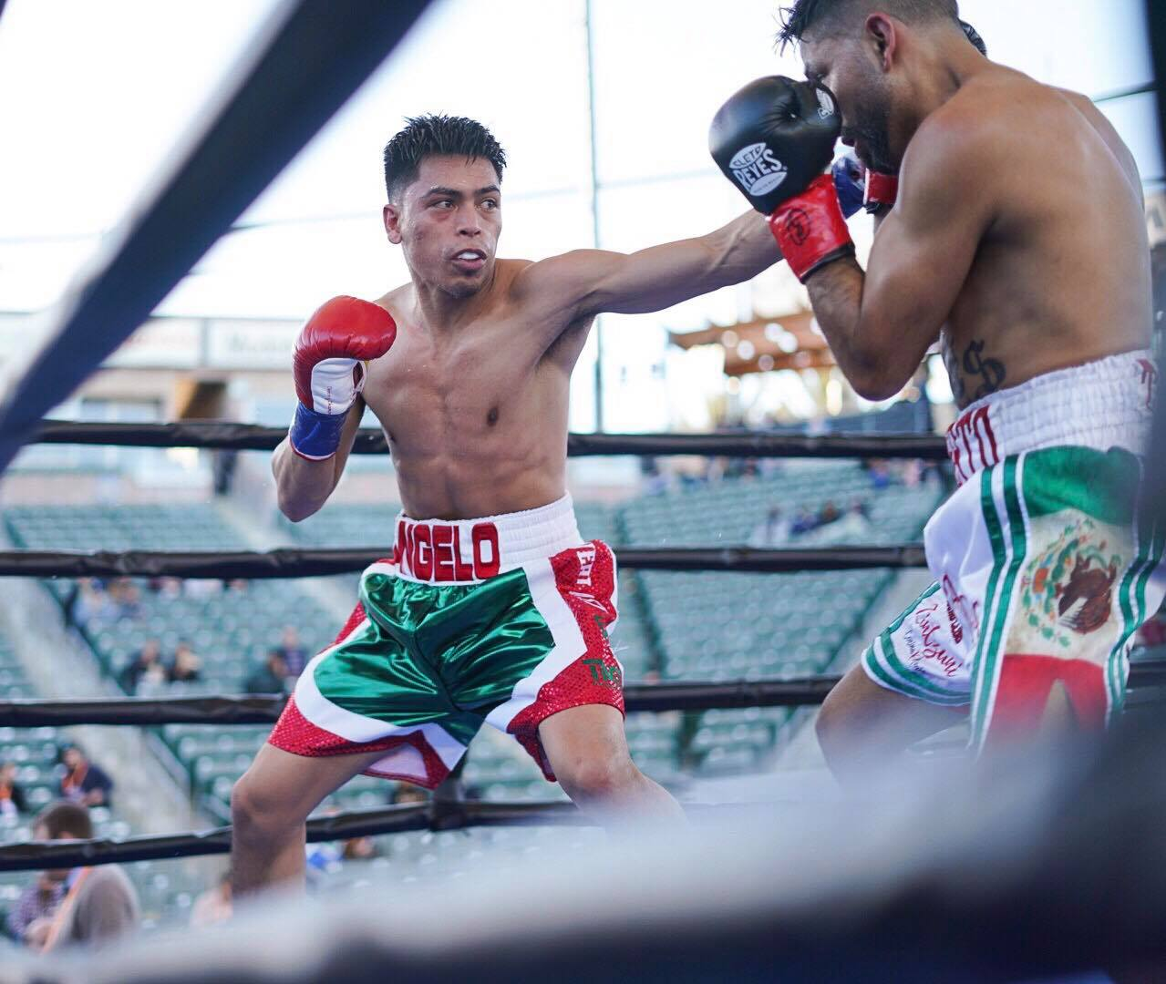 Albuquerque's Leo continues to stay busy, will face Yap