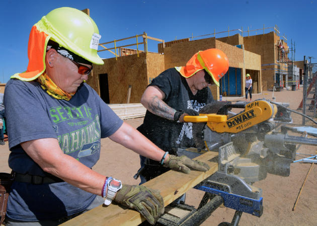 Habitat for Humanity builds homes, community