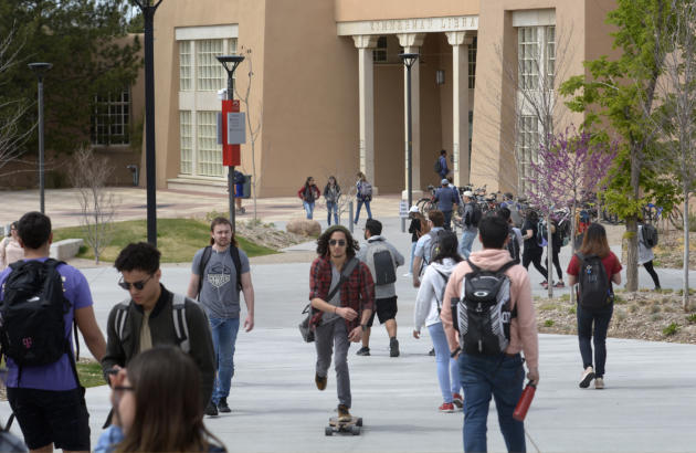 Study: Taxpayer contributions to UNM declined over last decade