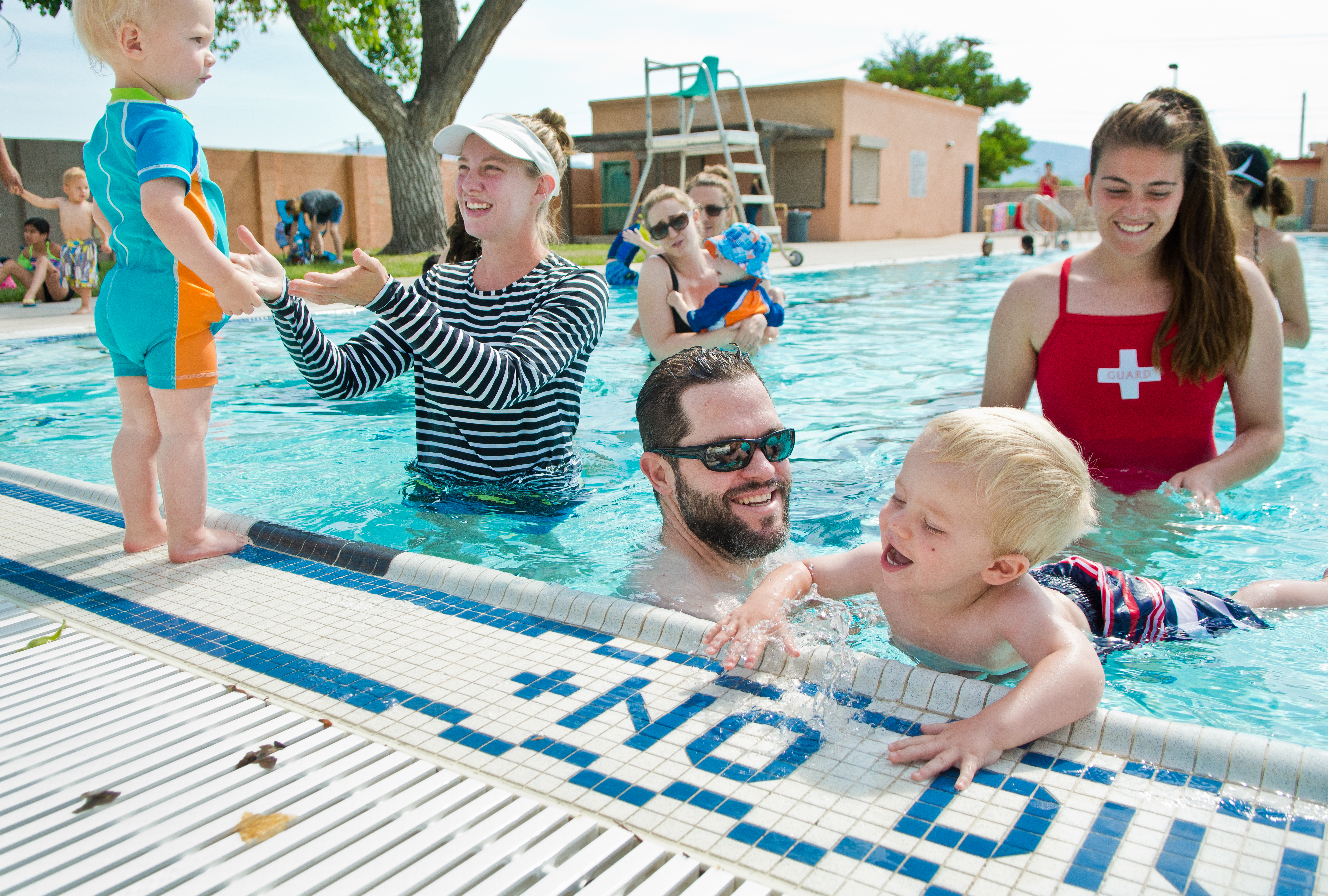 Keep kids safe when they are in or around water » Albuquerque Journal