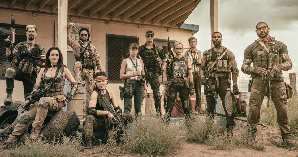 Netflix begins production of 'Army of the Dead' in ABQ » Albuquerque
