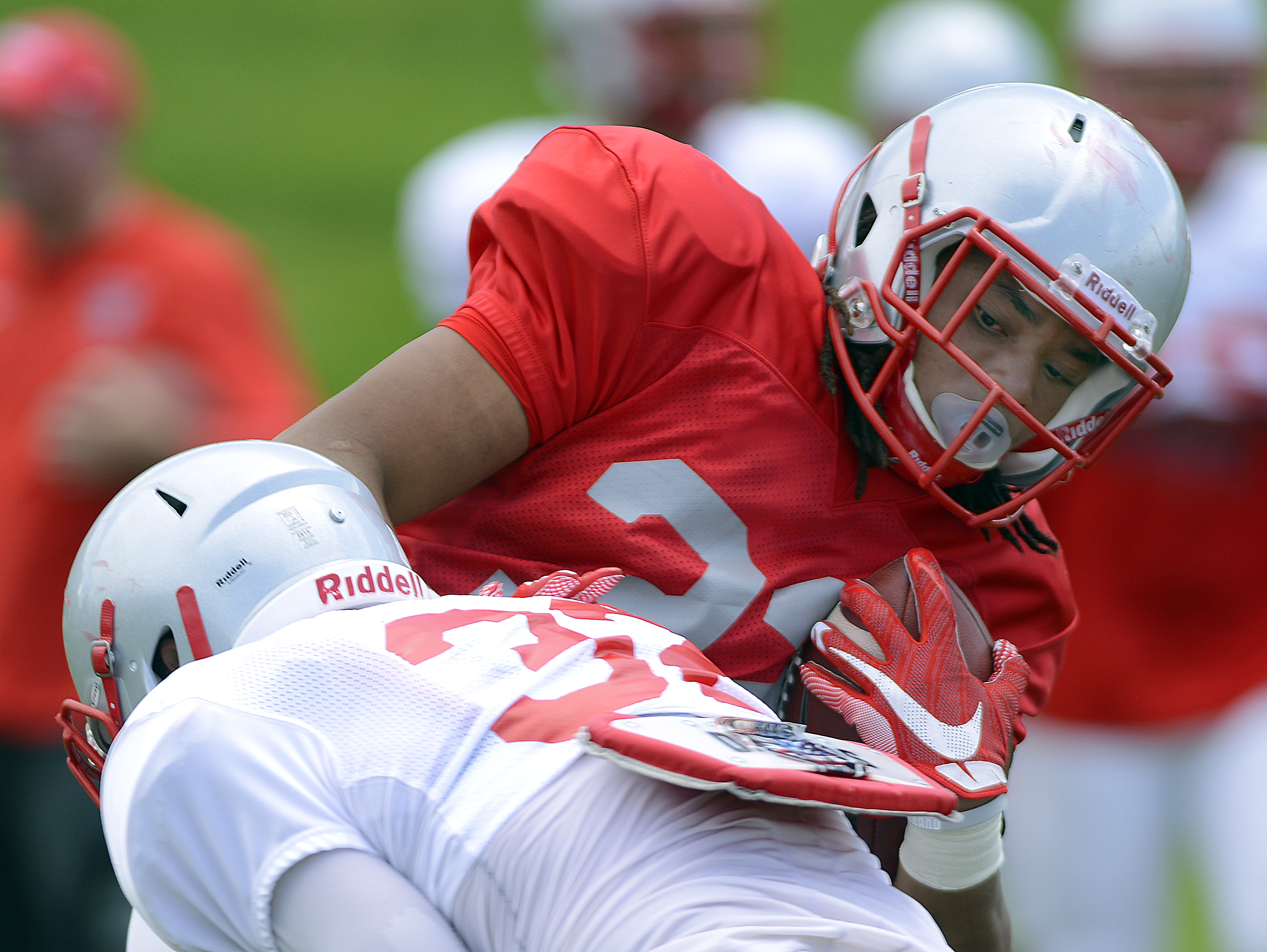 UNM RB Gray solves scholarship puzzle — and Rubik's Cube (w/ video)
