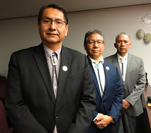 Navajo Nation stands up for Energy Transition Act