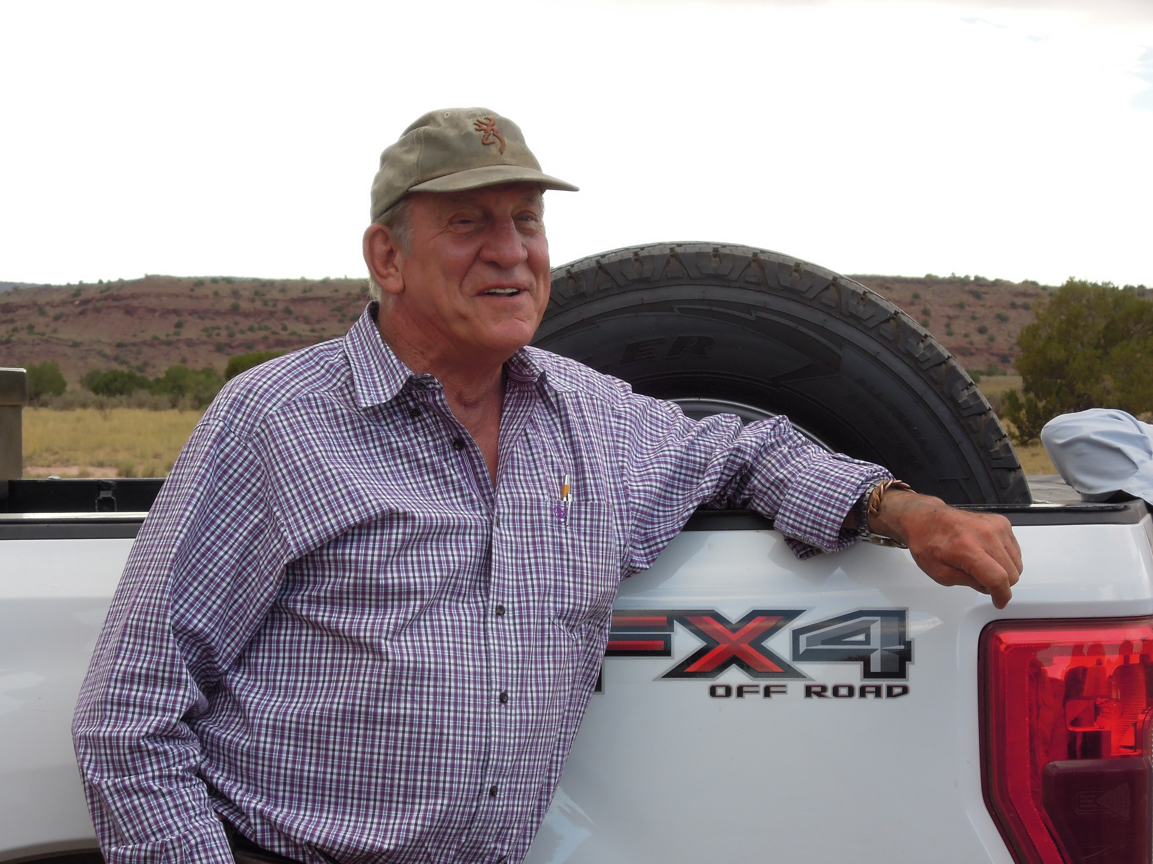 Rancher focuses on keeping his land healthy