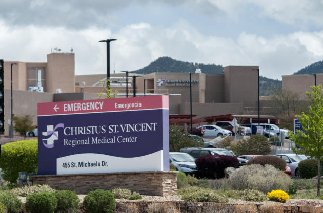 EEOC files discrimination suit against Christus St. Vincent