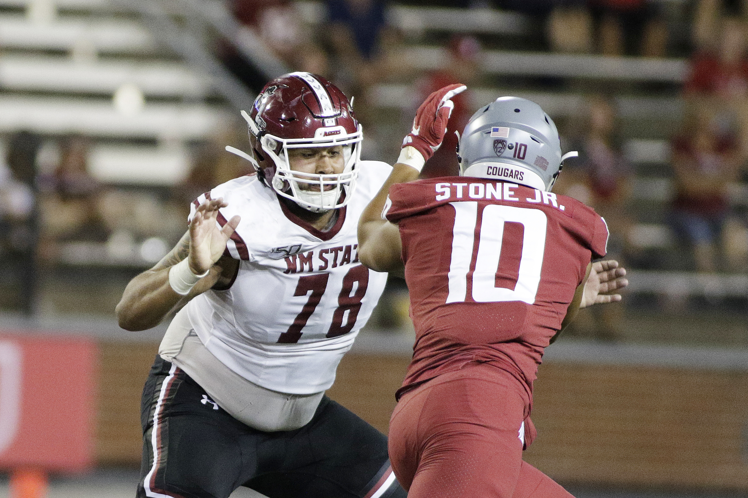 Aggies' Trujillo excited for ABQ homecoming