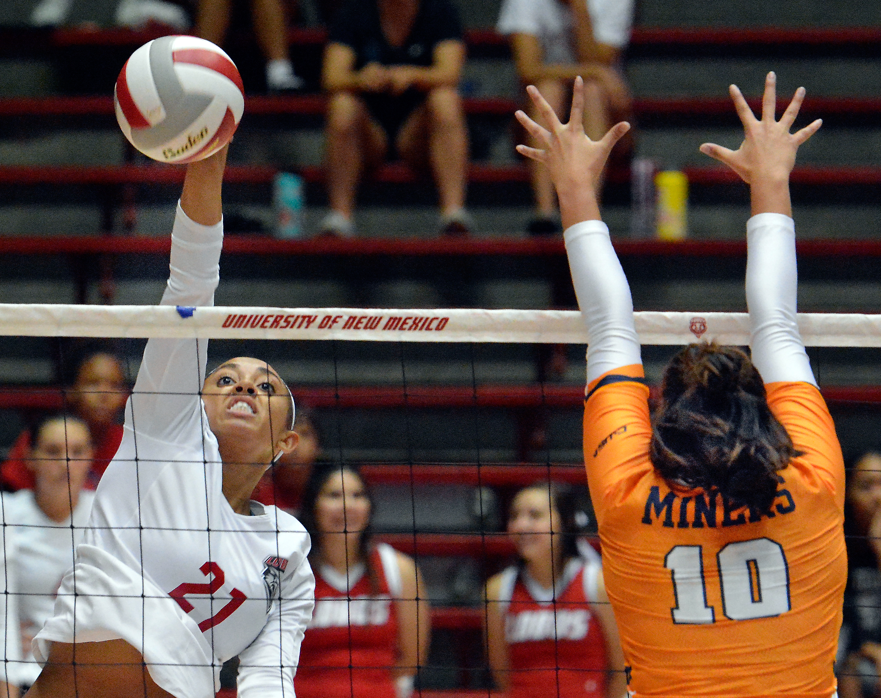 Lobos To Face A Tall Order Vs Mwc S Defending Champs Albuquerque Journal