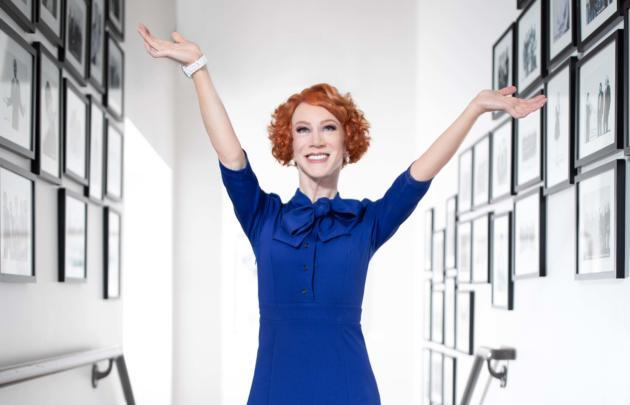 Kathy Griffin to screen documentary, host Q