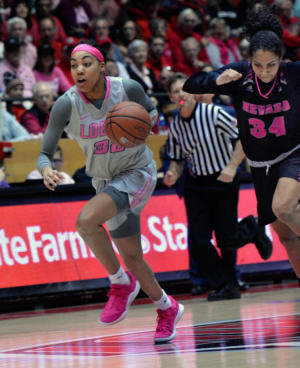 Another wild one? Lobos, Cougars meet again