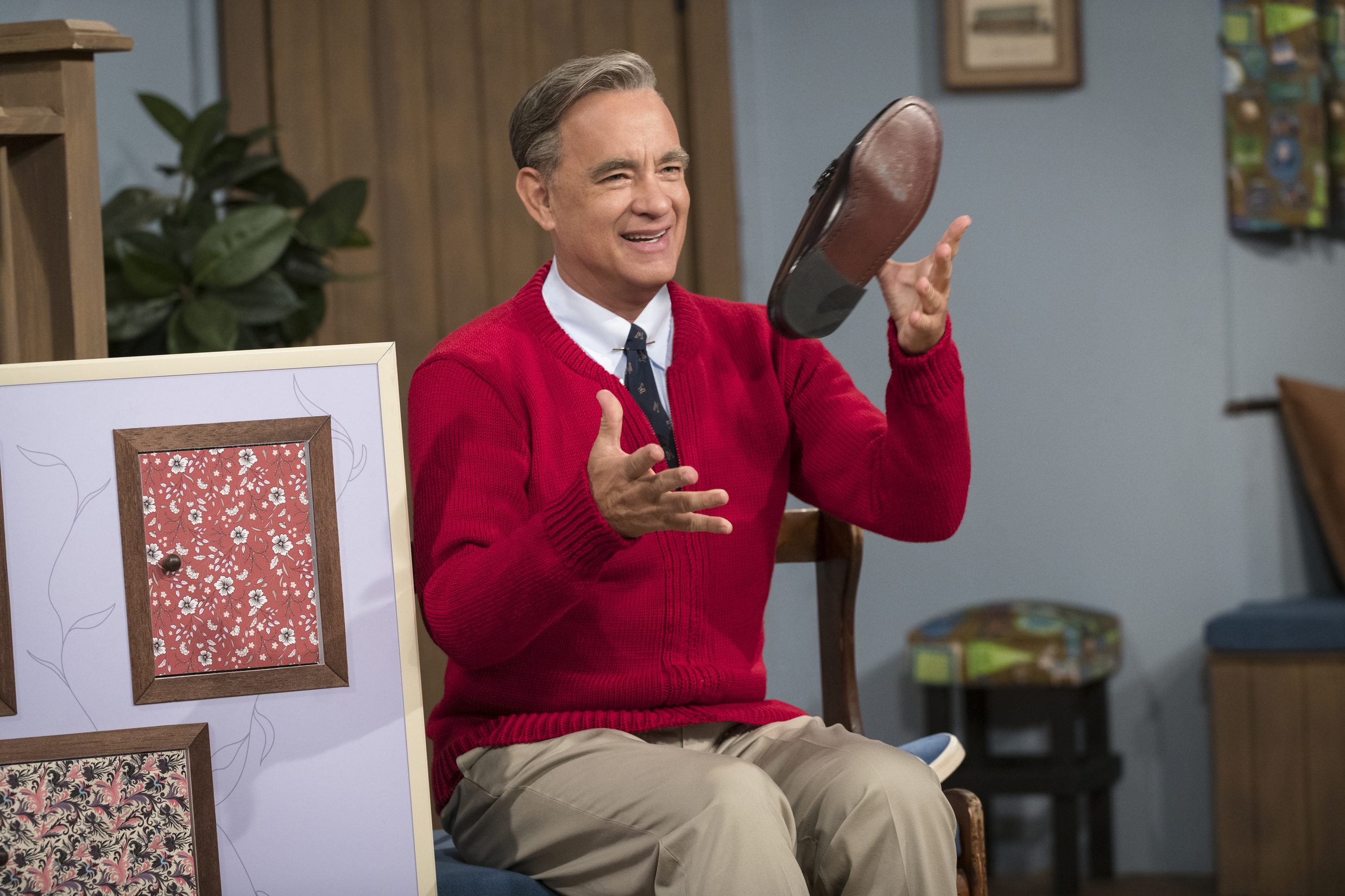 A Beautiful Day A Glimpse Into Fred Rogers Life As Told By A Once Jaded Journalist Albuquerque Journal
