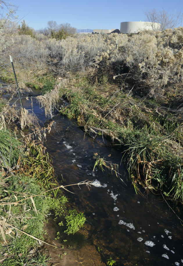 Plan to put effluent in Rio Grande heads to SF City Council