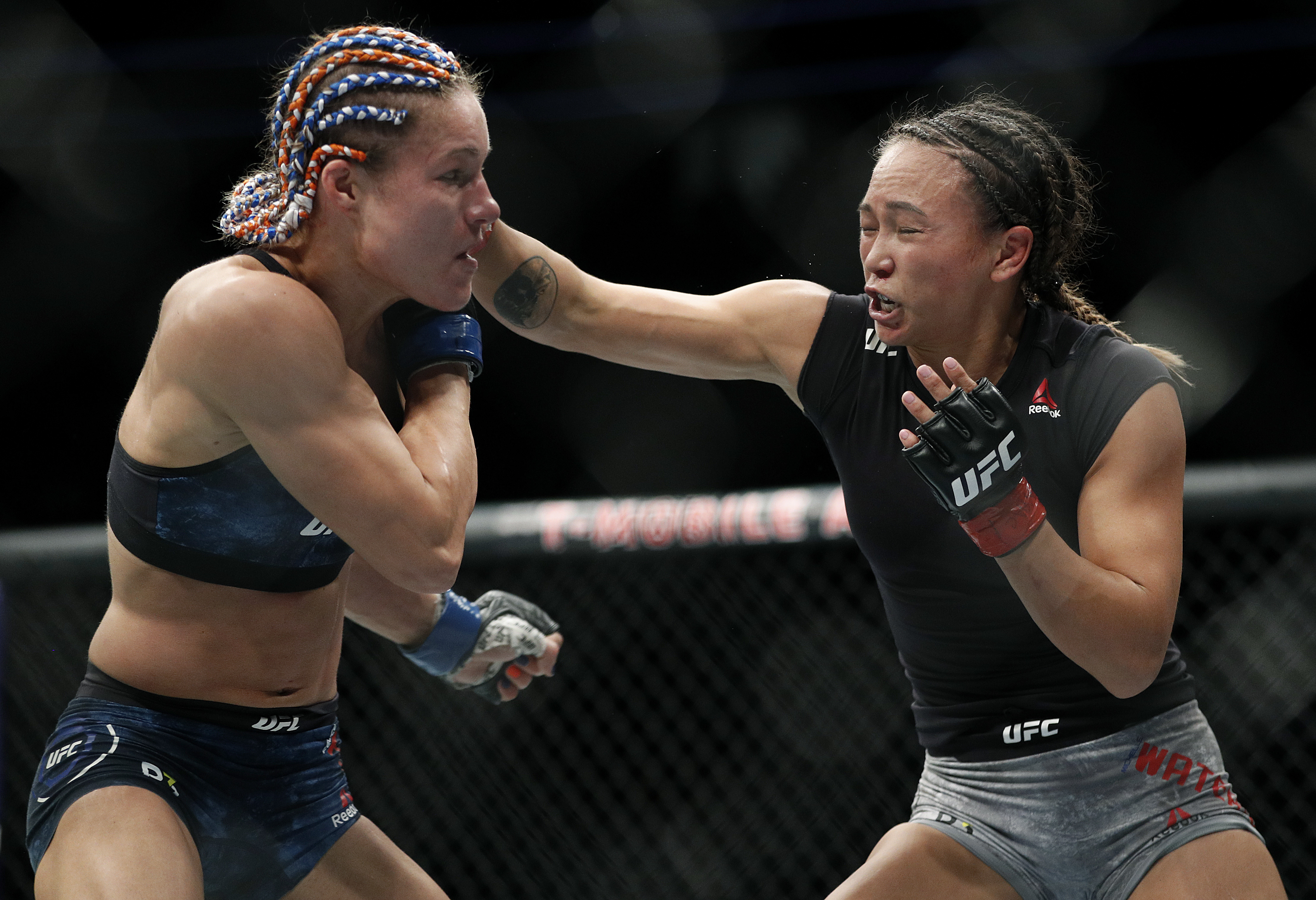Waterson Plans To Make Things Work Out Albuquerque Journal My husband joshua gomez and my team. https www abqjournal com 1452186 waterson weighed pros and cons opted to fight at ufc 249 html