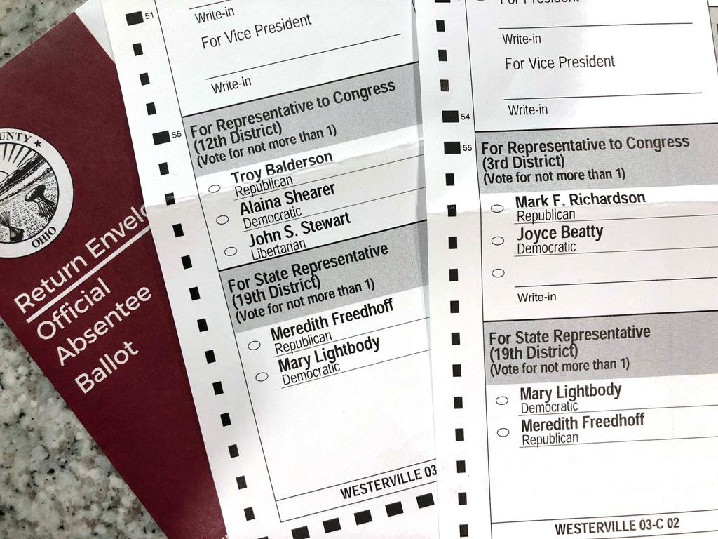 Mail In Ballot Mix Ups How Much Should We Worry Albuquerque Journal
