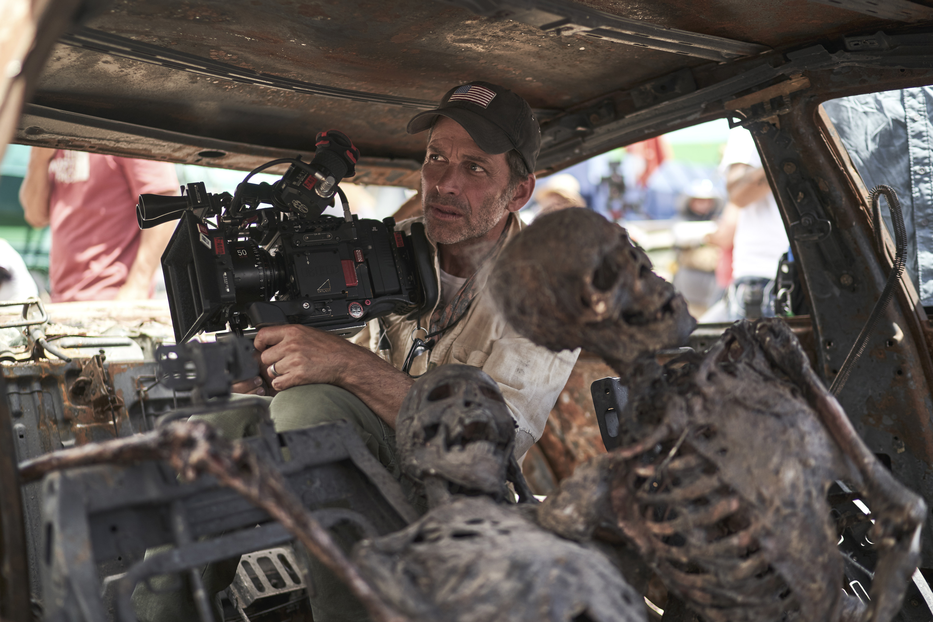Army Of The Dead Set For Release In 2021 On Netflix Albuquerque Journal