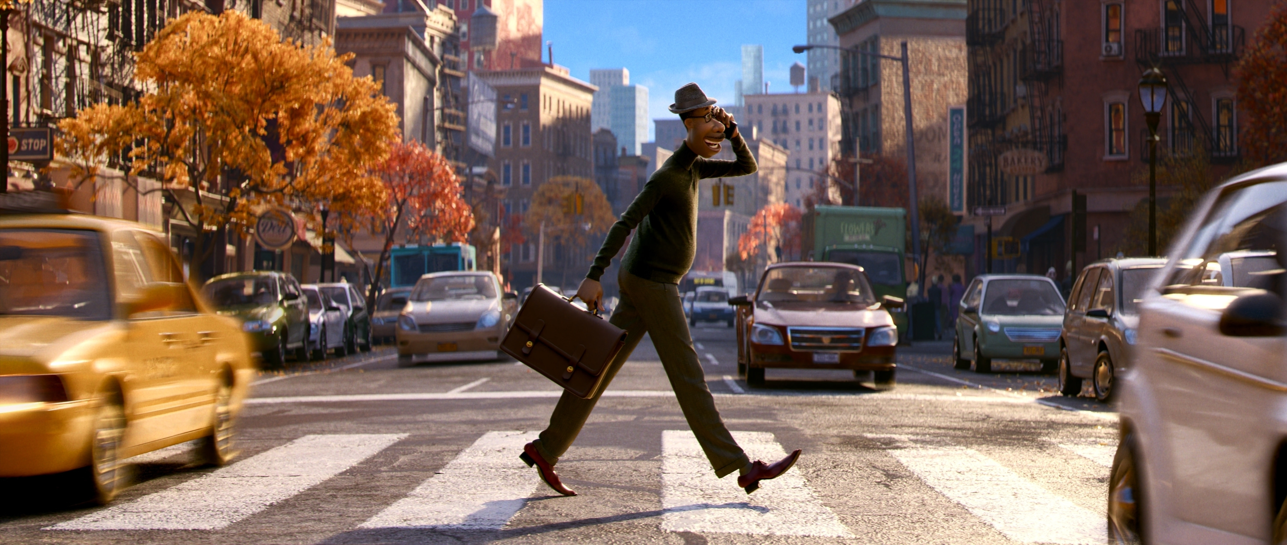 Good For The Soul Pixar S Latest Move Is One Of The Studio S Very Best Albuquerque Journal
