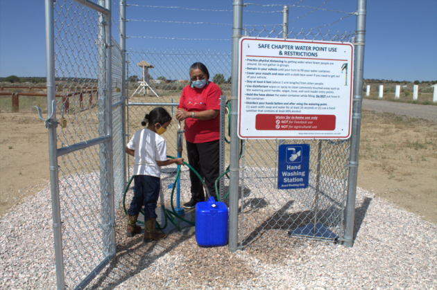Federal funds prompt improvements to tribal infrastructure during pandemic