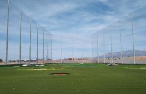 Treats at tee time: Topgolf offers top-quality, high-calorie pub fare in climate-controlled driving range