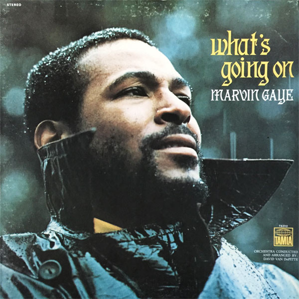 'What's Going on' at 50  –  still relevant