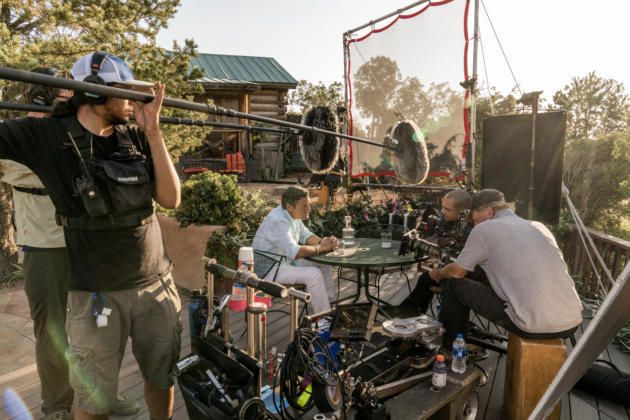 New Mexico's film industry has bounded back to near pre-pandemic levels