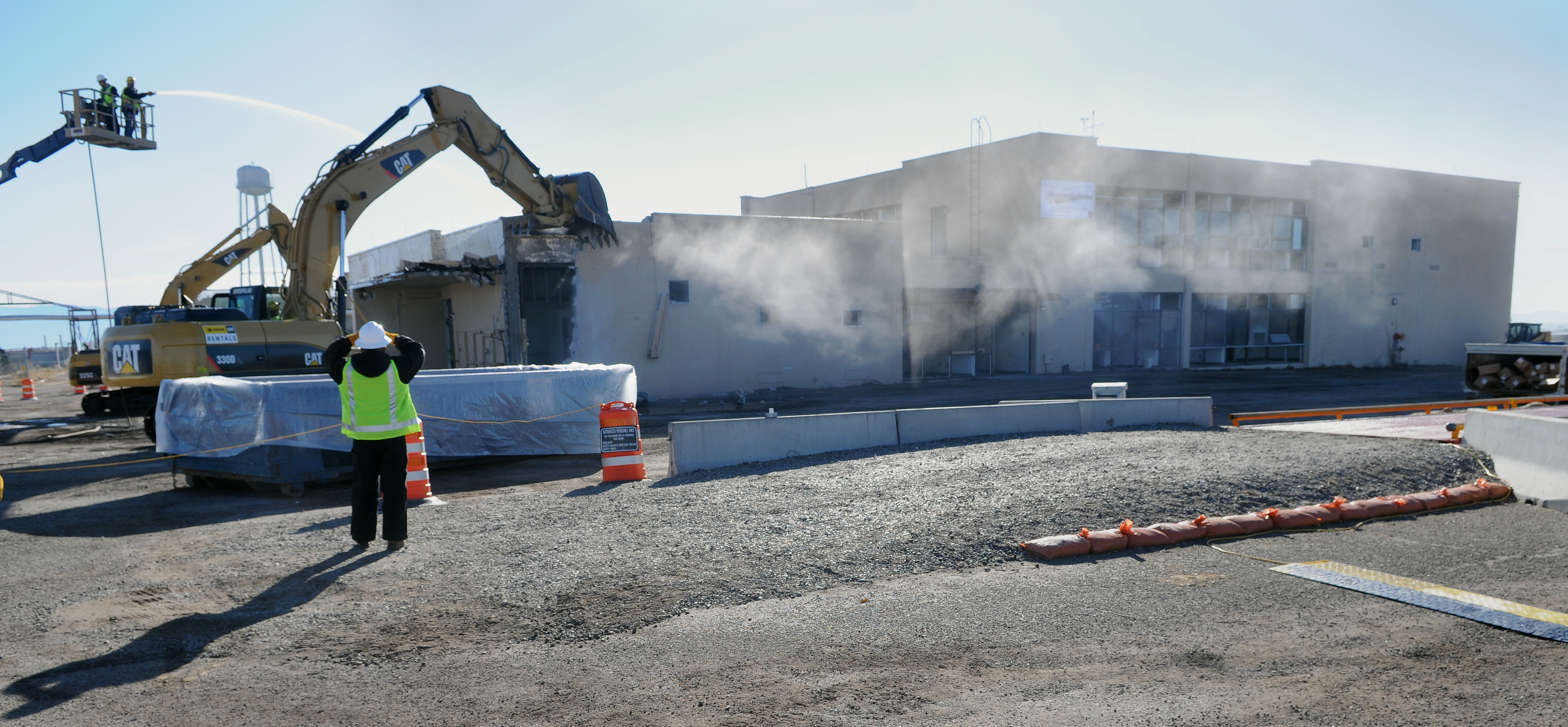 At last, maybe more money for cleanup work at LANL