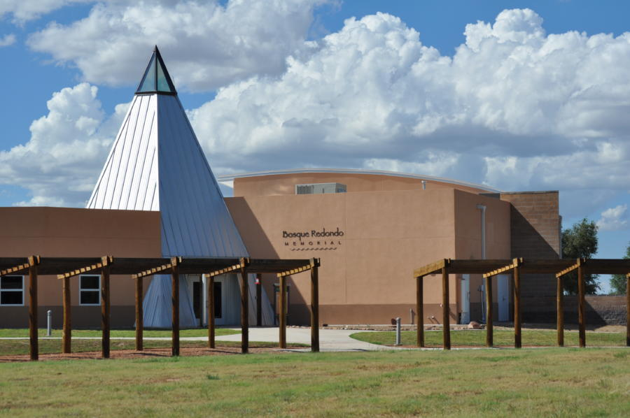 Exhibit at the Bosque Redondo Memorial examines the history of the Long Walk from the Native American perspective