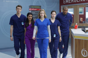 The waiting game: 'Nurses' fate in limbo on NBC; Dane DeHaan and 'S.W.A.T.' actor move to new projects