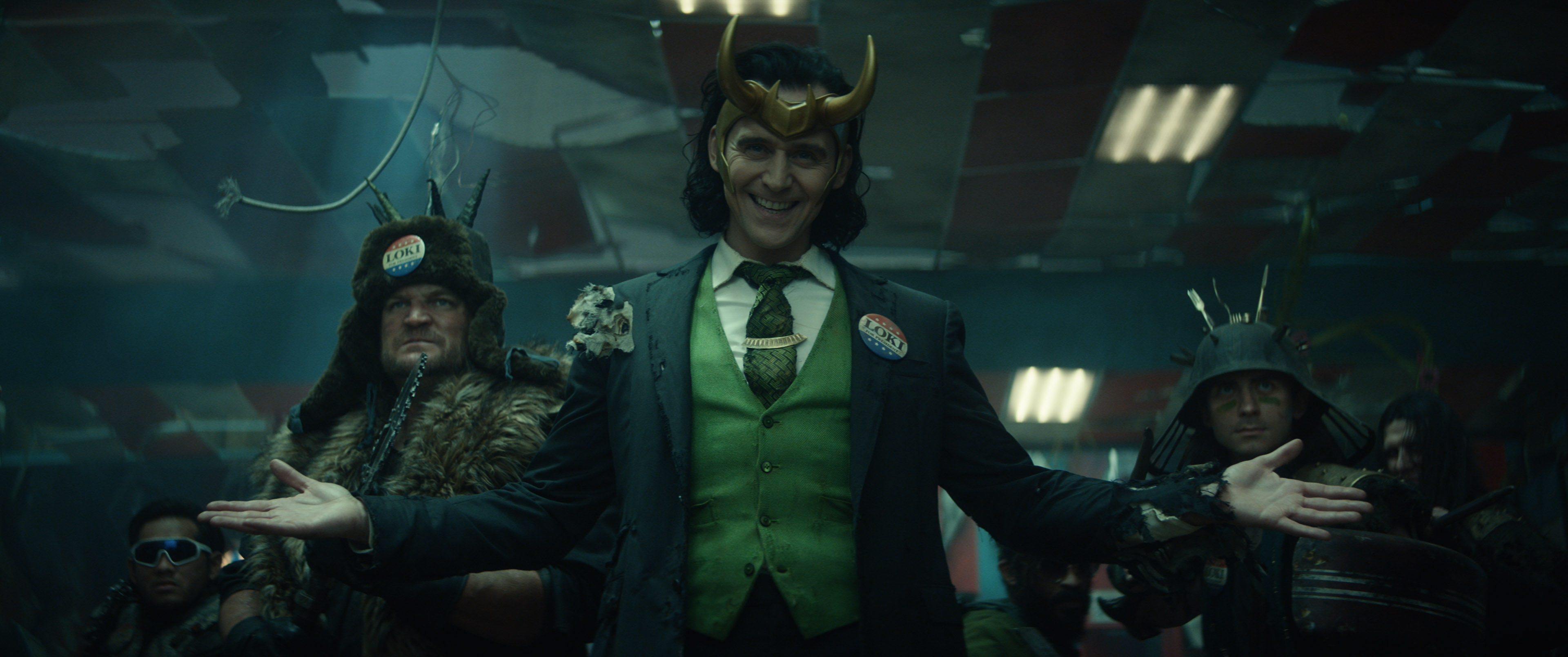 Mischief managed: 'Loki' equal parts workplace comedy, time-hopping adventure, murder mystery and superhero fantasy