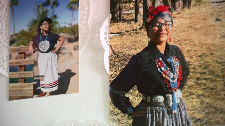 Navajo teen infuses new business with culture
