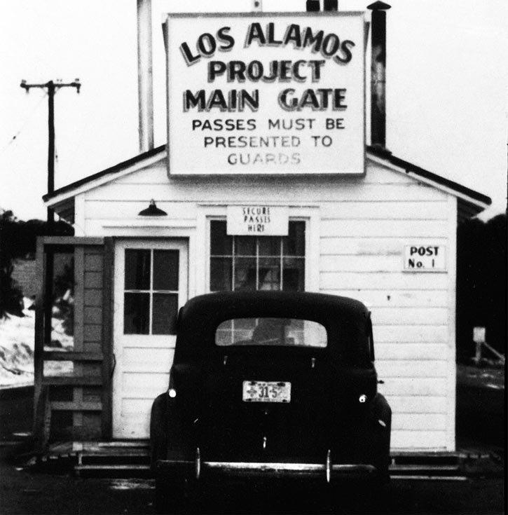 Los Alamos Ranch School was as an outdoor sanctuary for young men before housing the atomic bomb scientists
