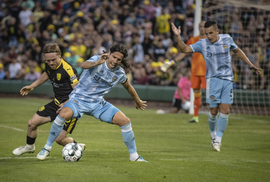 Offense taken, but none produced in United draw with El Paso